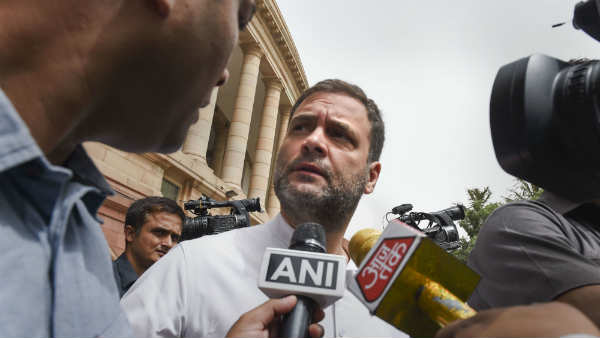 BJP is using the money to bring down the governments: Rahul Gandhi