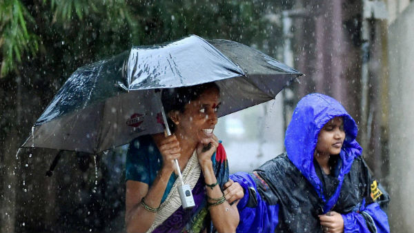 Rainfall is expected in several parts of Tamil Nadu, including Chennai