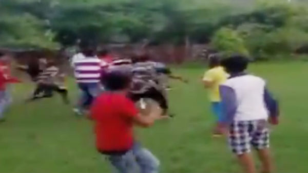 RSS shakha attacked in Rajasthan