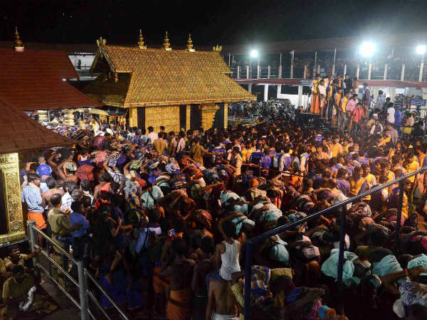 Helicopter service is to be introduced for Sabarimala pilgrims