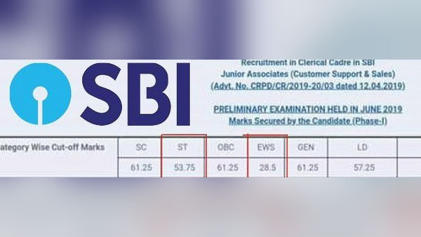 Controversy erupts ovr SBI Exam results