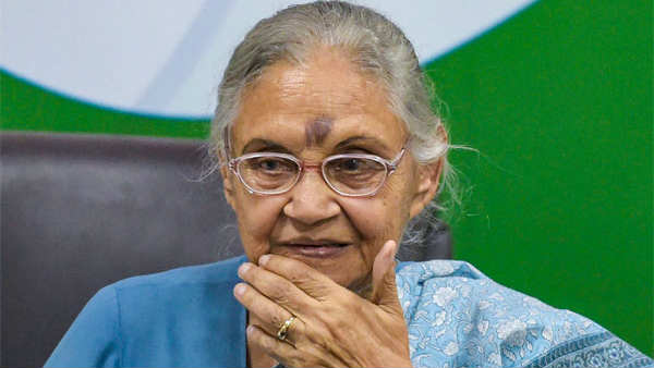 Sheila Dikshits funeral with state honors .. Delhi Govt announced