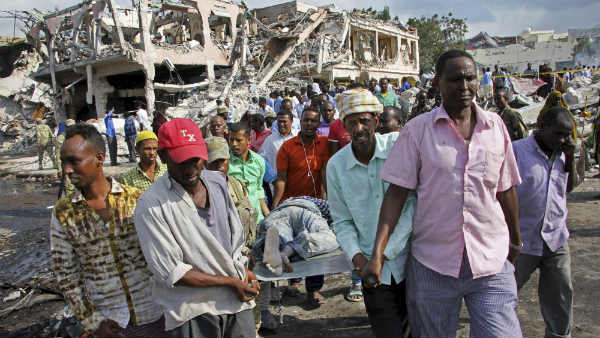 Suicide attack, gunfire .. Somalia shocked by extremist attacks