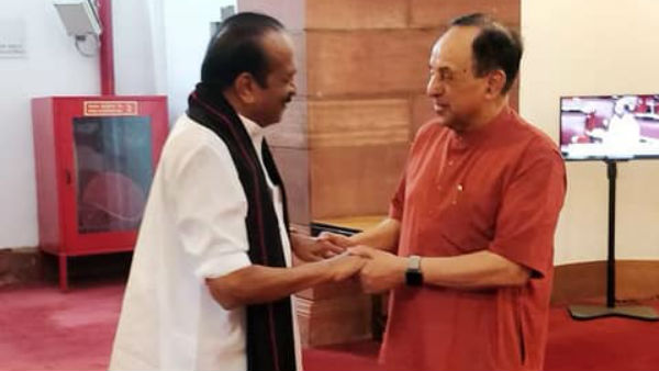 I Greeted Vaiko in Parliament, says Subramanian Swamy