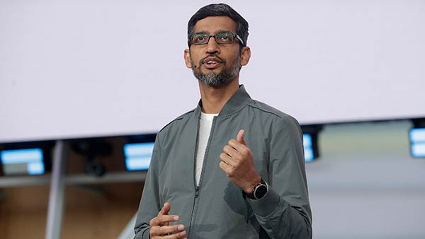 google Looking for new CEO replace for sundar pichai?