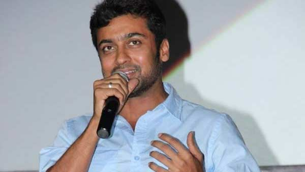 surya not happy with nep