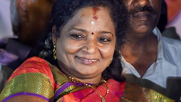Gradually falling TTV Dinakarans Party, Tamilisai Criticism