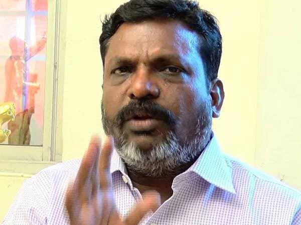 எங்க கட்சிக்கு நான் மட்டுமே எம்.பி... எனக்கு 5 நிமிடம் ஒதுக்குங்க... லோக்சபாவில் திருமாவளவன்