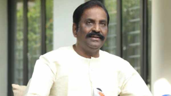 Vairamuthu praises Scientist for launching of Chandrayaan 2