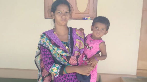 Help this 2 year old girl child for her treatment