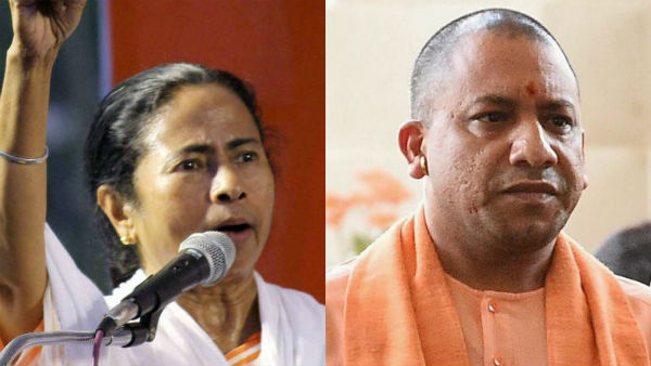 Law and order in the Yogi Adityanath regime is a complete disruption at up.. Mamta Banerjee