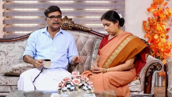 Azhagu Serial: பூர்ணா குட்டு வெடிச்சு போச்சு.. அழகம்மை அதிர்ச்சி!