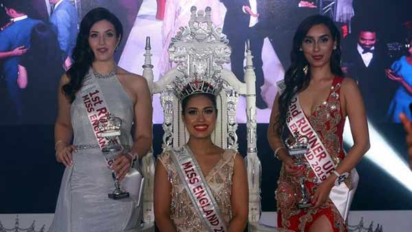 23-year-old Indian-origin doctor crowned Miss England