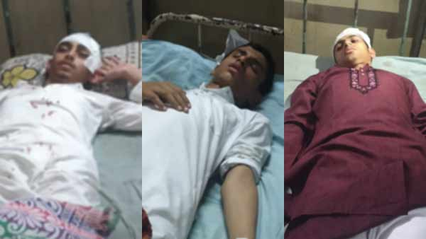 3 Mulsim youths beaten in Ahmedabad