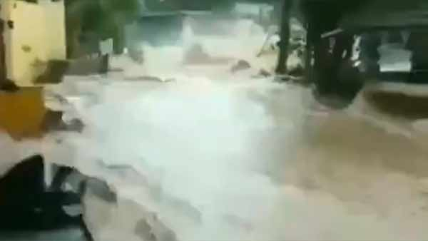 A flood video on Kerala goes viral