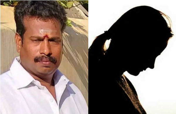 AIADMK Person Arrested in POSCO act for sexual harassment case