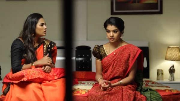Aranmanai Kili Serial: இதுக்குத்தான் புருஷனோட முன்னாள் காதலி  கதை கேட்க கூடாது!