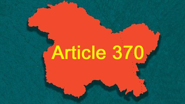 ஜம்மு காஷ்மீர்: 370வது பிரிவு ரத்தாகும் போது 35ஏ-வும் தானாகவே காலாவதியாகிவிடும்!