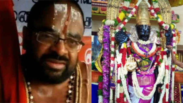 Police summons to Srivilliputhur temple Jeeyar