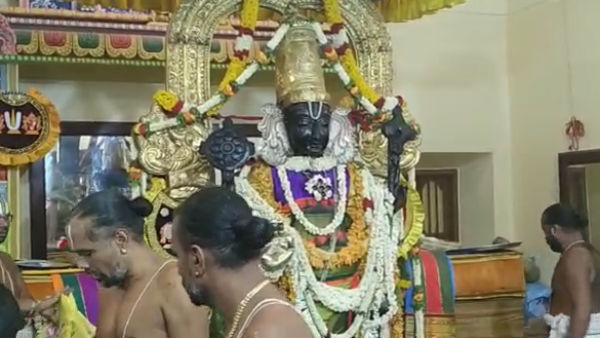 Athivaradhar Darshan stops today ahead of Aadi Pooram