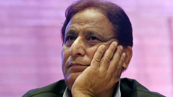 Azam Khan charged for stealing buffalo