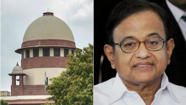 Anticipatory bail plea of P Chidambaram to be heard by Supreme Court today