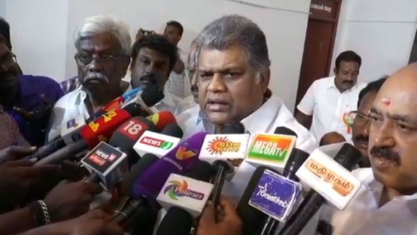 The alliance with ADMK will continue in Local body election also:GK Vasan