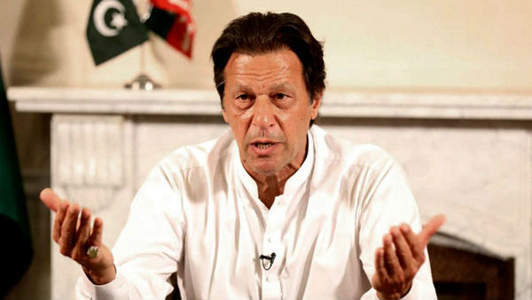 Imran Khan questions worlds silence over JK