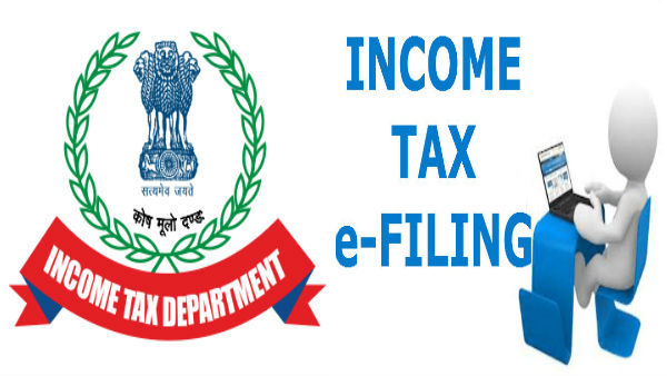 Today is the last date for return filing Income Tax