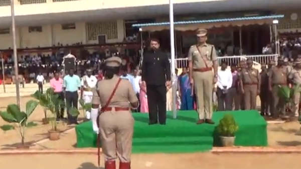 Independence day celebrated in Nagercoil