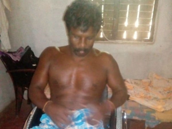 Help Mr.Joseph Vinayagamurthi from Srilanka for his operation