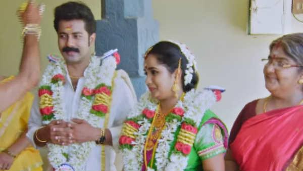Kalyana veedu serial: அடேய் நந்தகுமார்  சூர்யாவுக்கு எத்தனை மாப்பிள்ளைடா?