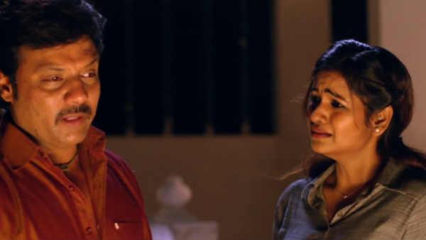 Kanmani Serial: அட... சவுண்டும் கண்ணனும் கட்டிபிடிச்சு... இதைத்தானே?