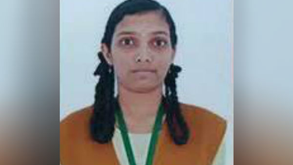 Student Keerthana committed suicide due to Failed in Neet Exam
