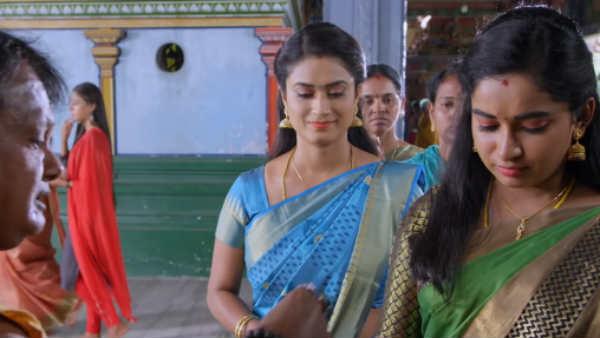 Lakshmi Stores Serial: அப்பாவி தாத்தா... ஏமாற்றும் பேத்திகள்!