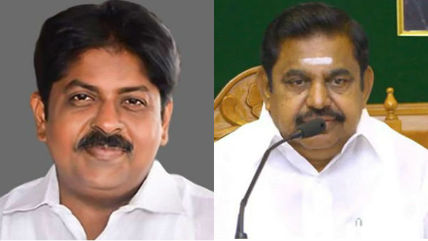minister manikandan removed from TN cabinat : tn governor order