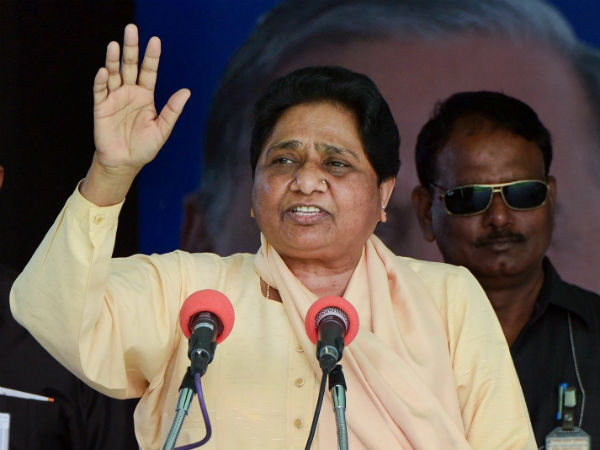 BSP chief Mayawati asked RSS should shed its anti-reservation mindset