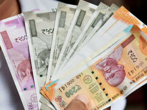 Rupee falls below 72 per dollar mark for the first time in 2019
