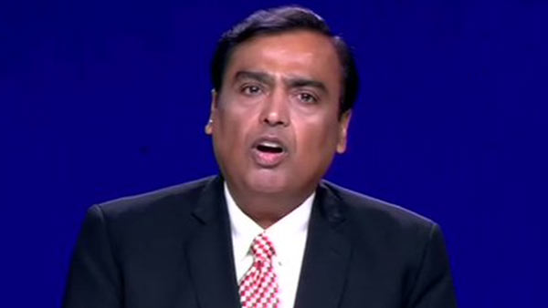 Several announcements for J-K, Ladakh in coming months, says Ambani