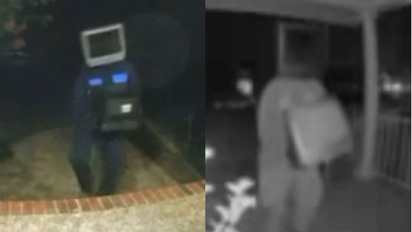 Mysterious man is leaving free old TVs at peoples doorsteps