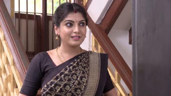 Nayagi serial: கண்மணி அன்போடு நான் வச்ச மிளகு ரசம்!