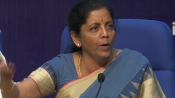 We will decrease the GST rate says FM Nirmala Sitharaman