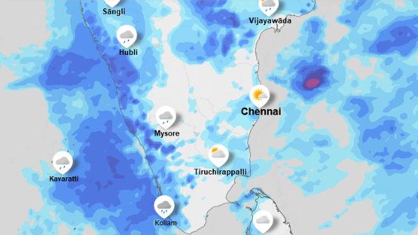 சென்னையில் வெயில் எட்டி பாக்குதேனு நினைக்காதீங்க.. இன்றும் மழை இருக்கு.. 28 வரை இப்படிதான்.. நார்வே