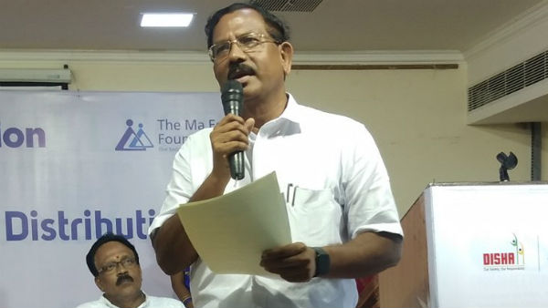 minister mafa pandiarajan request must central government intervention over automobile industry job loss issue