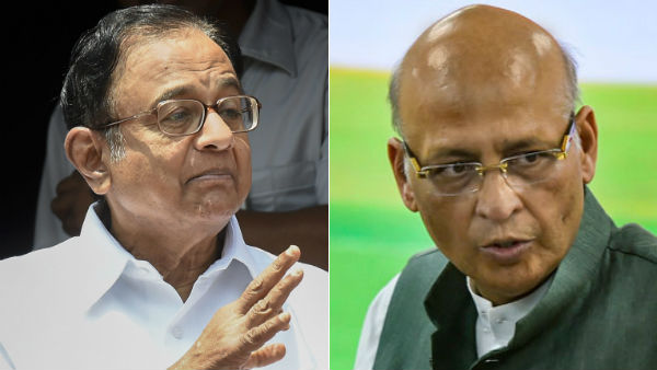 Where is non cooperation? in P Chidambaram case, asks Abhishek Manu Singhvi