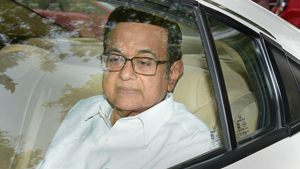 ED Summons P Chidambaram on Aviation Scam Case