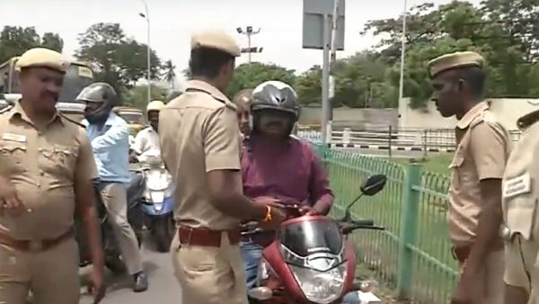 Terrorist infiltration alert peak security in Coimbatore