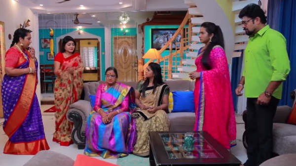 Roja Serial: புருஷன்னா அர்ஜுன் மாதிரி இருக்கணும்! அவன் இல்லேன்னுதானே....!