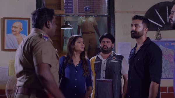 Run Serial: ரொம்ப மெனக்கெட்டு சினிமா பாணி கேமிரா போல ரன்...செம!