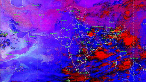 The chance of heavy rains in 14 districts tamilnadu